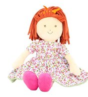 Hand Made, Fair Trade Ragdoll Soft Toy